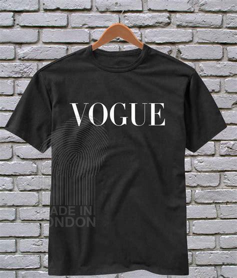tshirt vogue letters print casual cotton shirt white black top plus size