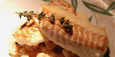 cuisine dos de cabillaud recette filet ou dos de cabillaud au four micro ondes