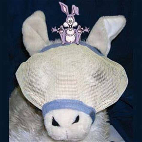 fly mask llama