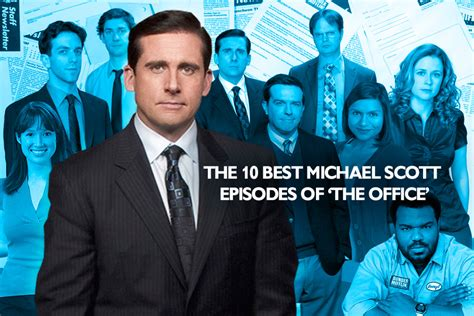 The 10 Best Michael Scott Episodes Of 'the Office'