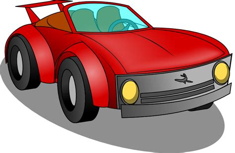 Cartoon Car Clipart Free Collection