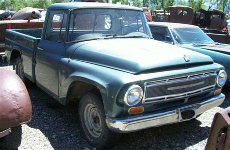 1967 Trucks For Sale by 1967 Ihc International Model 1100b 1 2 Ton Truck