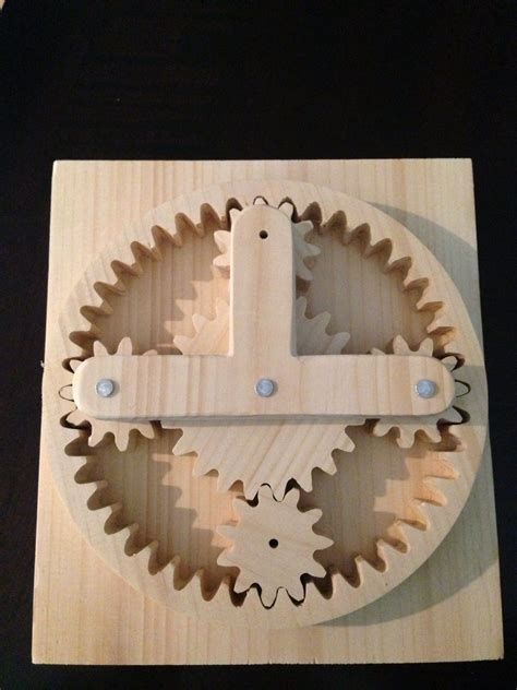functional gearscnc cnc   wooden gears