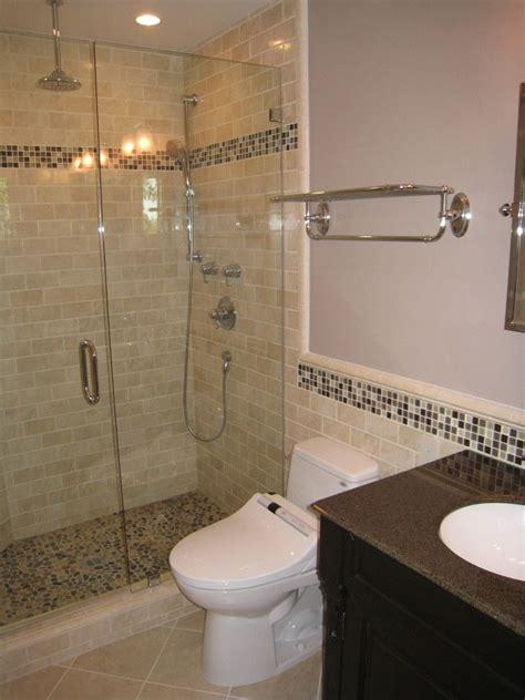 beige subway tile bathroom contemporary   subway
