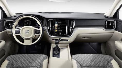Volvo S60 2019 Interior by 2019 Volvo S60 Everything We