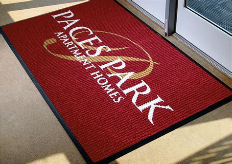 Custom Logo Rubber Floor Mats   Carpet Vidalondon