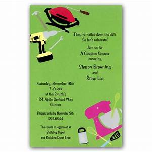 gift corners his and her shower invitations paperstyle With his and her wedding shower invitations
