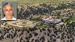 New Mexico preparing to seize land at Epstein ranch…