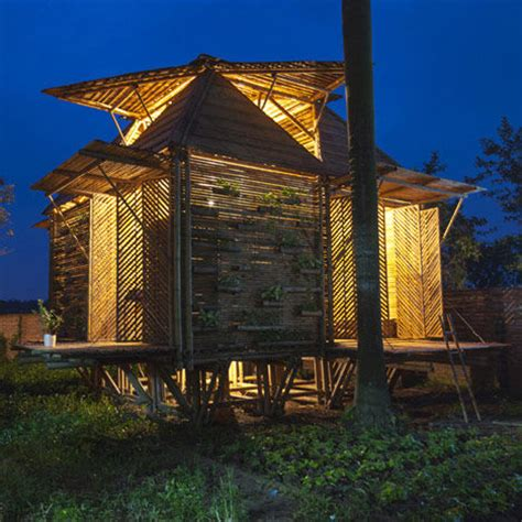flood resistant homes blooming bamboo house
