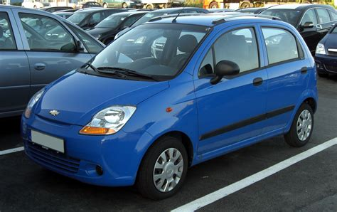 Chevrolet Spark Picture by 2006 Chevrolet Spark Pictures Information And Specs