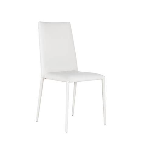 sedie moderne bianche set 4 sedie moderne in ecopelle bianche grigie o tortora
