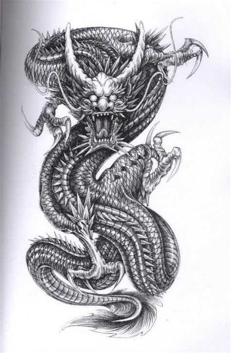 tatouage japonais dragon signification