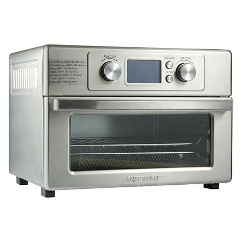 fryer oven toaster farberware air walmart oil mess splatter