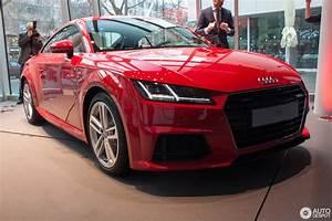 Audi Tt Quattro Sport : geneva 2014 audi tt tts and the tt quattro sport ~ Melissatoandfro.com Idées de Décoration
