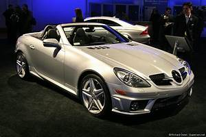 Mercedes 55 Amg : 2009 mercedes benz slk 55 amg review ~ Medecine-chirurgie-esthetiques.com Avis de Voitures