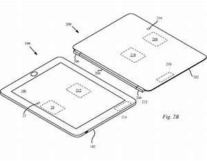 ipad 5 could charge via inductive smart cover patent hints With inductive charging