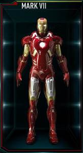 Iron Man Armor: Mark VII - Marvel Cinematic Universe Wiki ...