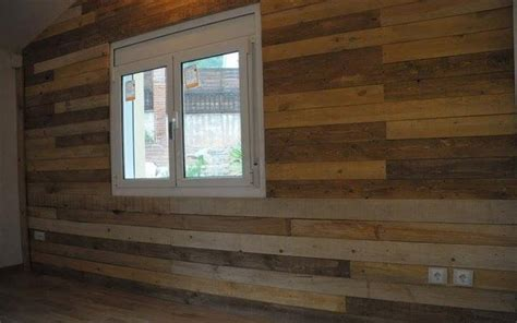 wooden interior walls pallet wood wall paneling 101 pallet ideas