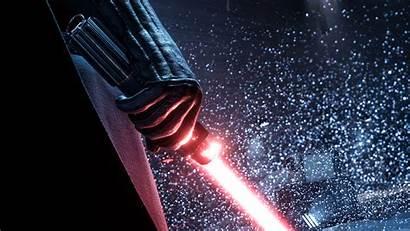 Wars Star Battlefront Vader Darth Lightsaber Background