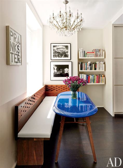 Modern Dining Room By D'apostrophe Design Inc Ad