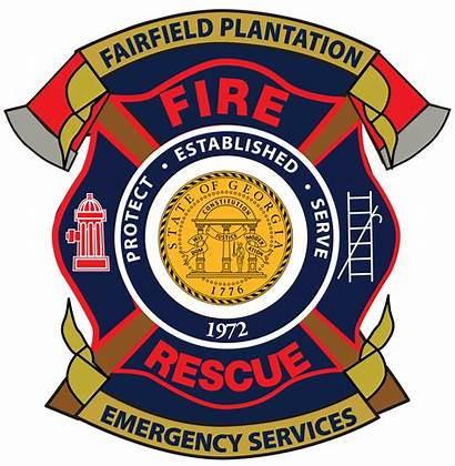 Fire Department Dept Vector Firefighter Badge Station