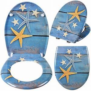 Wc Sitz Blau Absenkautomatik : toilettensitz wc sitz klositz deckel blau mit motive toilettendeckel brille 165 ebay ~ Bigdaddyawards.com Haus und Dekorationen