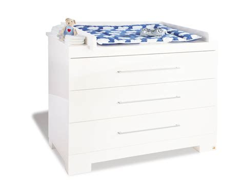 commode a langer blanche pas cher commode langer pas cher