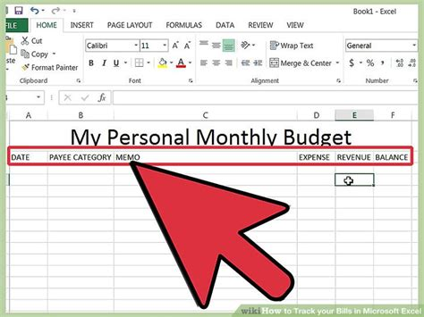How To Track Your Bills In Microsoft Excel 13 Steps. Incredible Data Analyst Sample Resume. Carnival Invitation Template Free. Rutgers Graduate School Of Biomedical Sciences. Straight Outta Font. Pre K Graduation Gifts. Bubble Sheet Template Word. Facebook Yard Sale App. Lost Cat Flyer