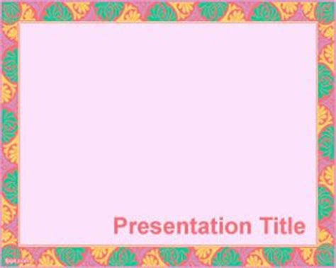 Baroque Powerpoint Template Free by Classic Circus Powerpoint Template