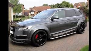 Audi Q7 Sport : audi q7 sport tuning ~ Medecine-chirurgie-esthetiques.com Avis de Voitures