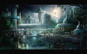 Futuristic Cityscape - Wallpaper #39360