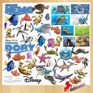 Disney Finding Nemo Clipart (77+)