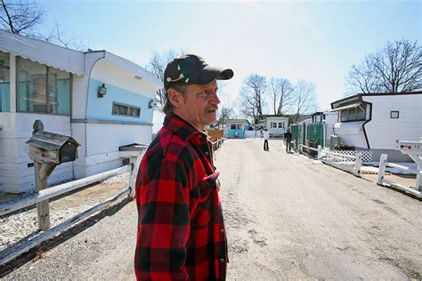 trailer park sales leave residents  single wides