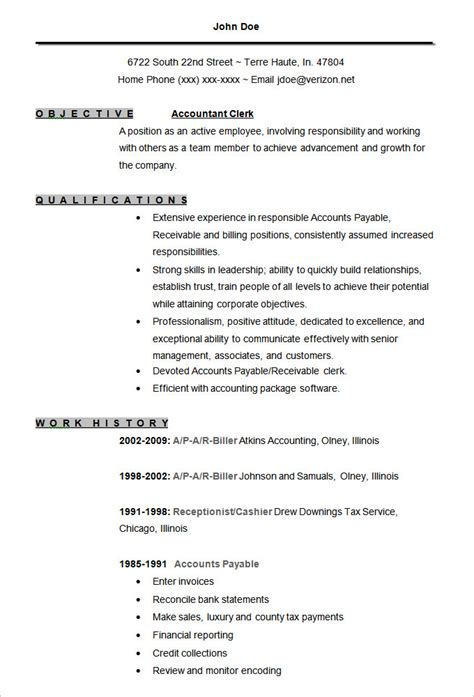 resume for an accountant accounting resume templates 16 free samples examples