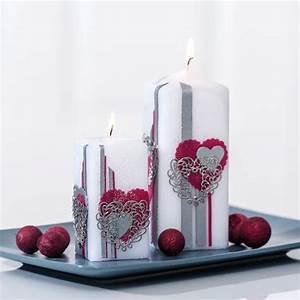 Kerzen Verzieren Weihnachten : 7 wege zum kerzen gestalten ~ Eleganceandgraceweddings.com Haus und Dekorationen