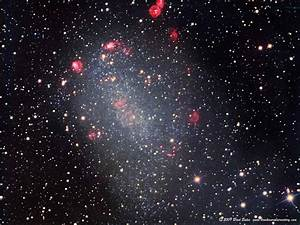 NGC 6822 Irregular Galaxy (Barnard's Galaxy)