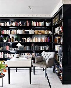 10, Outstanding, Home, Library, Design, Ideas