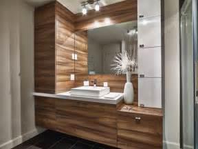 chambre contemporaine rustique recherche google salle With armoire de salle de bain bois