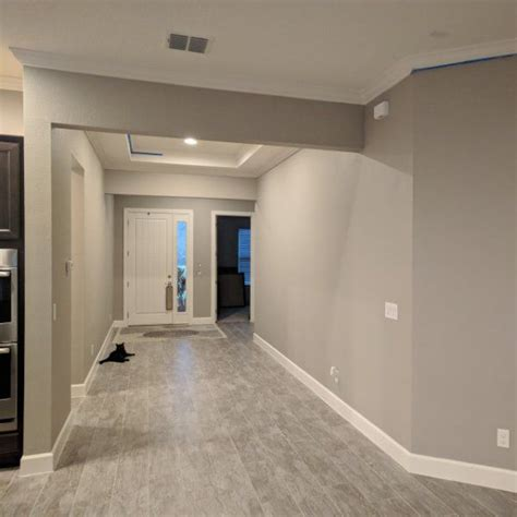 paint color sw  requisite gray  sherwin williams master bedroom   paint colors