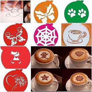 How to make espresso coffee latte art step by step DIY