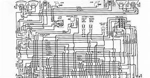 1961 Chevrolet Corvair Electrical Wiring Diagram