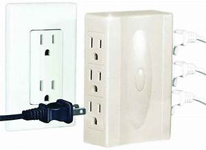 Jb6527 S  2 Multi Plug Outlet  Add Multiple Outlets Quickly