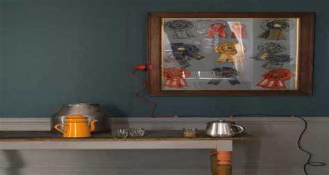 cuisine couleur chocolat 6 couleurs peinture farrow pour peindre chambre