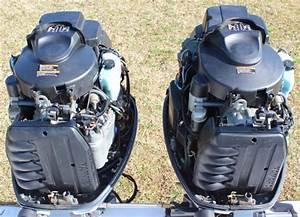 Twin 2003 Yamaha 200 Hpdi U0026 39 S For Sale  9 750 00