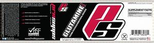 Prosupps Glutamine 300  Pure  Pharmaceutical Grade Glutamine For Pure Muscle Recovery  Lowest
