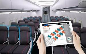 We Found The Smart Aircraft Seat That Could Spare Millions Of Passengers U0026 39  Knees  U2013 Skift