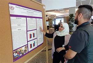 Research highlights featured during One Homecoming weekend ...