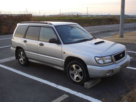 Subaru Forester Turbo For Sale by Subaru Forester S Turbo 1997 Used For Sale