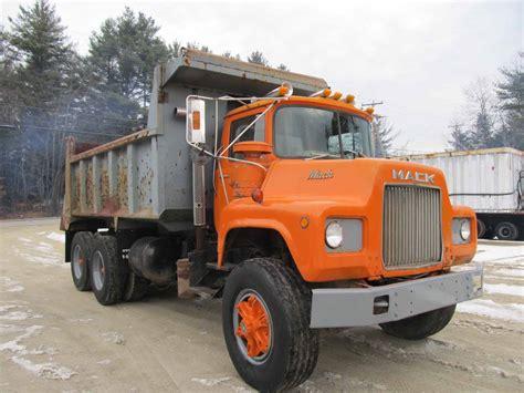 mack dump truck tokunbo mack tipper dump truck ready for export to lagos