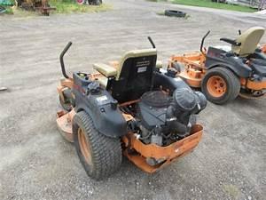 Scag Tiger Cub Mower 48 U0026quot  Deck